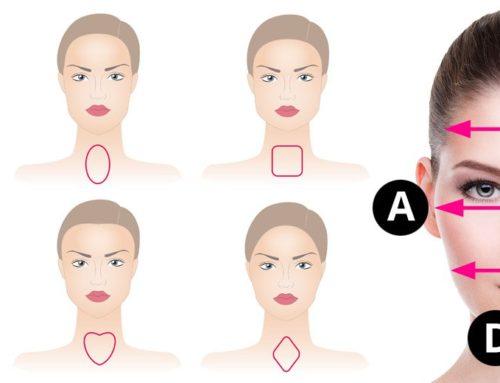 Jaký střih si vybrat podle tvaru obličeje?