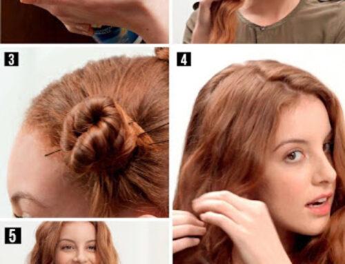 Jak si navlnit vlasy bez použití tepla – DOMA